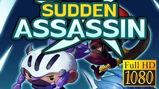 Sudden Assassin Game Review 1080P Official Honeydew Games Action