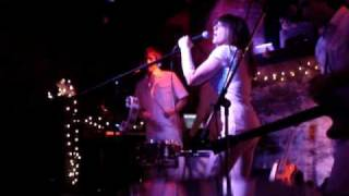 Counting Back To One-Bree Sharp + Don Dilego Beautiful Small Machines Live at theBowery Electric