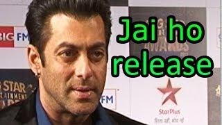 Jai Ho : Salman Khan wanted to release the movie on Eid 2013