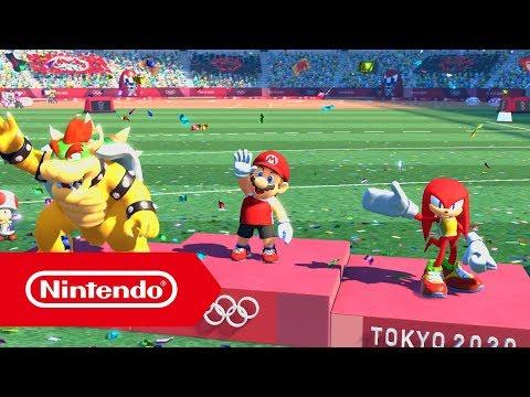 Nintendo Mario & Sonic ai Giochi Olimpici: Tokyo 2020 (Switch, DE)