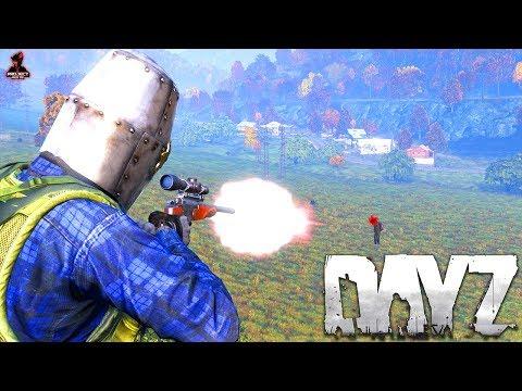 DayZ 1.03 - The Long Horn Sniper!
