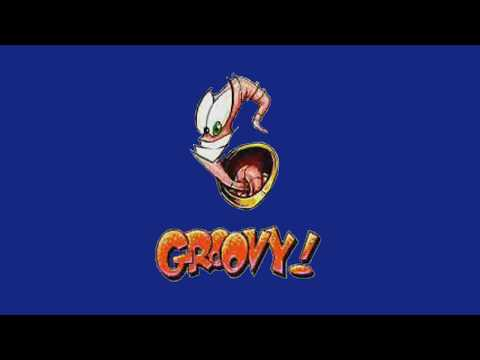 Groovy! - Earthworm Jim (Blue Screen Footage)