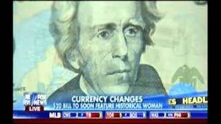 """Fox Host On Putting A Woman On The $20 Bill: """"Should We Leave Men Alone?"""""""