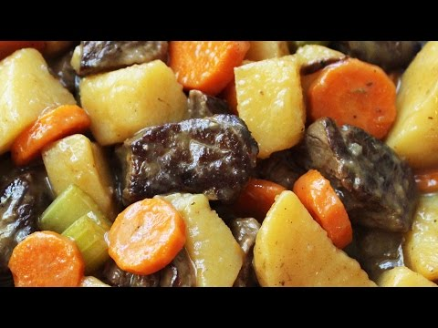 Easy Beef Stew – Fork Tender Meat