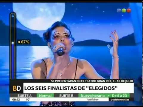 «Elegidos» llega al Gran Rex – Telefe Noticias #Elegidos