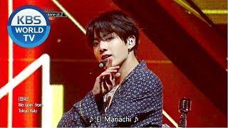 BTS (방탄소년단) - Airplane pt.2 [Music Bank COMEBACK / 2018.05.25]
