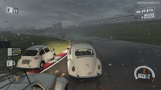Forza Motorsport 7 Online - VW Beetle at Brands Hatch GP (Simulation League)