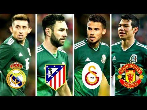 Mexicanos en el exterior | Fútbol | Noticias, Fichajes