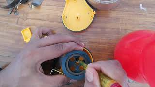 How to Open and Repair MEASURING TAPE | FREEMANS IKON | 5M