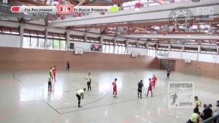 preview picture of video 'FSC Philippsburg - FC Portus Pforzheim 2. Halbzeit'