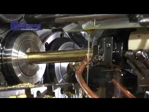 Valve stem - Wickman ACW 6-44 CNC