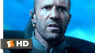 The Meg (2018) - Shark on My Tail Scene (9/10)   Movieclips
