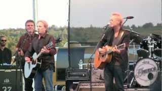 America- 'Don't Cross the River' ( High Quality Mp3) Live at Vernon Downs in NY on July 5, 2012