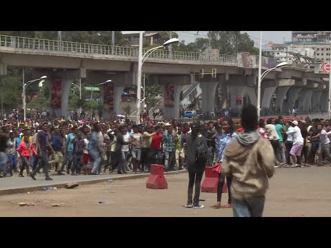 Amnesty International says at least 58 killed in Addis Ababa violence