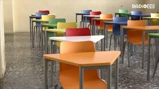 Le scuole riaprono il 28, in arrivo nuovi banchi