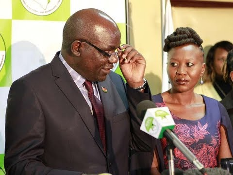 Nasa vows to pursue legal action against IEBC Chair Wafula Chebukati and his team