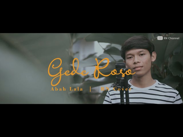Abah lala - Gede Roso - RN Cover