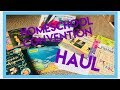 Homeschool Convention Haul 2018