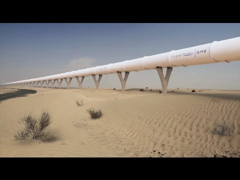 5 Things That Will Take Longer than Going to Abu Dhabi with the Hyperloop