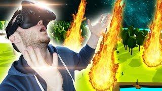 ВОСПИТЫВАЙ ЛЮДИШЕК ПРАВИЛЬНО В СИМУЛЯТОРЕ БОГА ДЛЯ ВР! - Deisim VR - HTC Vive ВИРТУАЛЬНАЯ РЕАЛЬНОСТЬ