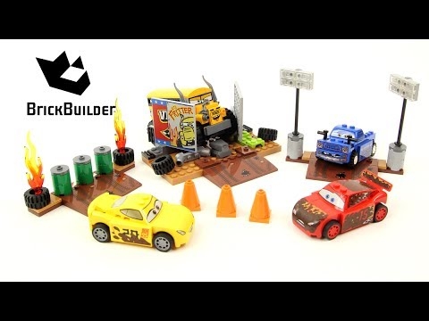 Vidéo LEGO Juniors 10744 : Le Super 8 de Thunder Hollow