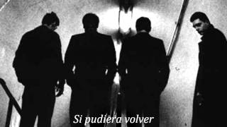 Joy Division - Something Must Break - Subtitulos español
