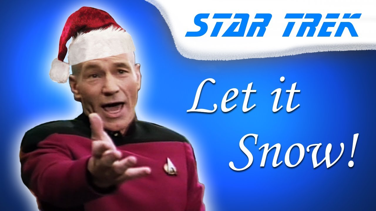 Watch The Cast Of Star Trek: The Next Generation Sing 'Make It So'