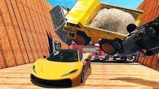 99% IMPOSSIBLE VEHICLE AVALANCHE! (Gta 5 Funny Moments)