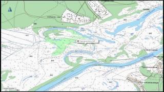 Базы отдыха владимирской области на карте