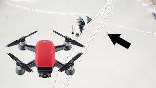 Cum folosești drona pe frig?