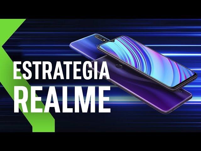 Realme y su ESTRATEGIA para COMPETIR contra Redmi de Xiaomi