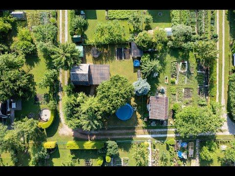 Video z << Prodej zahrady, 410 m2, Poděbrady >>