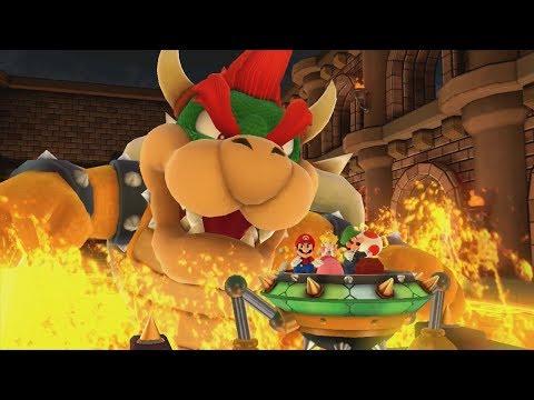 Mario Party 10 - Bowser Party - Chaos Castle (Team Bowser - Master CPU)