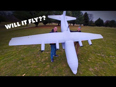 will-it-fly--15foot-c130-hercules-cargo-plane-