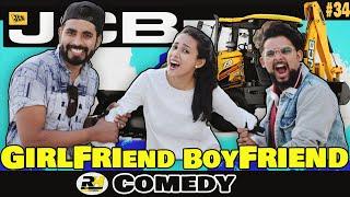 Real Hyderabadiz #34 | GirlFriend BoyFriend Comedy | DJ Adnan Hyd | Acram MCB | Kirak Pilla
