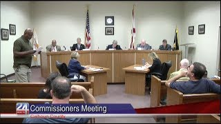 Calhoun County Commission Approves New Budget