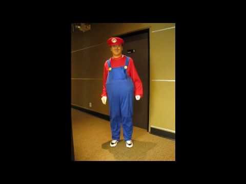 Awesome Custom Mario Costume Packs Its Own Soundtrack