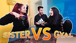 Download Video SISTER VS. GIRLFRIEND - Who Knows Me Better? MP3 3GP MP4
