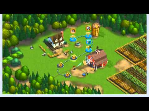 Farmville Harvest Swap Level 1 - 5 Special Matches Explained