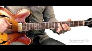 Key To The Highway - Guitar Lesson and Tutorial - B.B. King