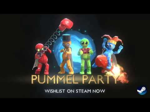 Pummel Party (PC) - Steam Gift - GLOBAL - 1