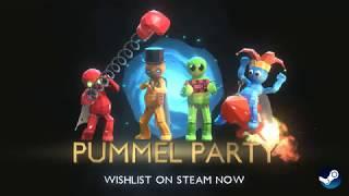 Трейлер игры Pummel Party