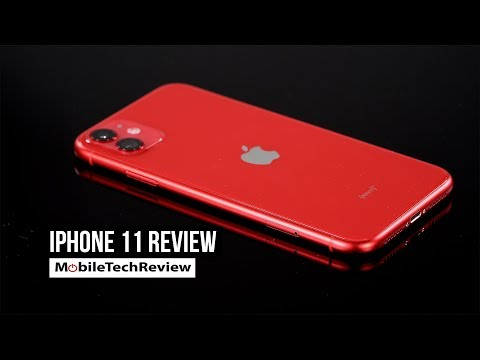 External Review Video oiYmp0zp9M4 for Apple iPhone 11 Smartphone