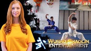 Chang Quan Basic 2 - Wushu Tutorial Long Fist