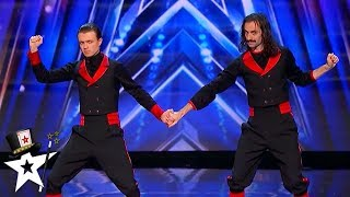 The Demented Brothers Have the Judges In Stitches on AGT 2020 | Magicians Got Talent
