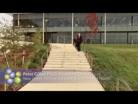 New Jersey Institute for Food, Nutrition, and Health at Rutgers University t