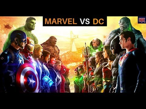 Avengers vs Justice League Civil War