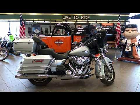 2012 Harley-Davidson Electra Glide Classic FLHTC103