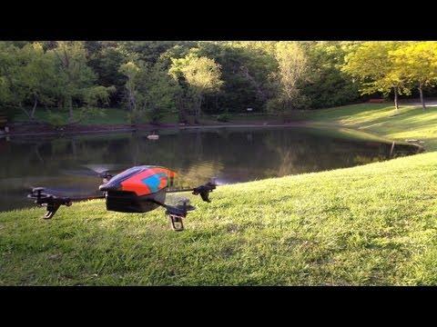 Review: Parrot AR Drone 2.0