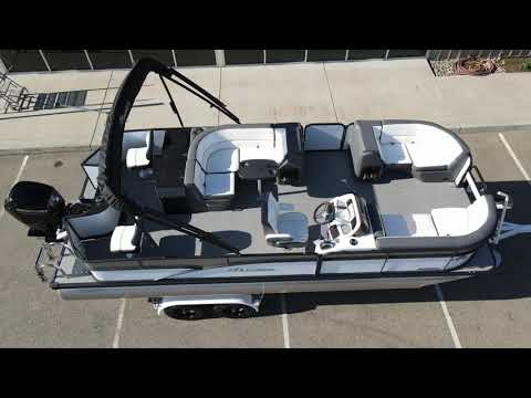 2021 Manitou 22 Aurora LE Angler in Madera, California - Video 1
